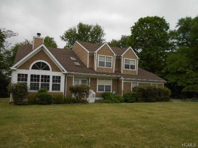 Cortlandt Manor Single Family Home For Sale: 43 East Hill Road