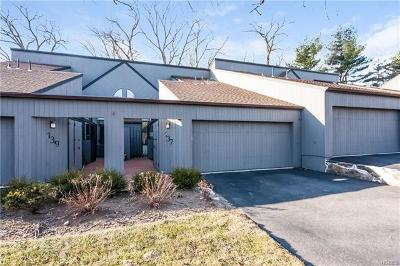 Hartsdale Condo/Townhouse For Sale: 137 Stone Oaks Drive