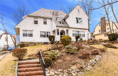 Mount Vernon Single Family Home For Sale: 160 Lorraine Avenue