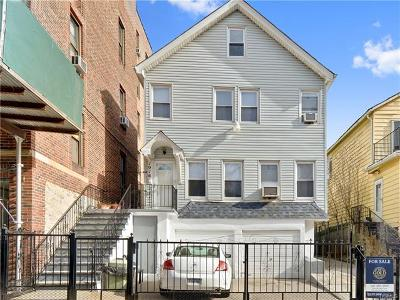 Bronx Single Family Home For Sale: 1916 Hennessy Place