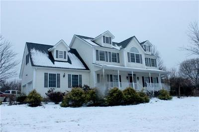 Marlboro Single Family Home For Sale: 40 Ridge Road