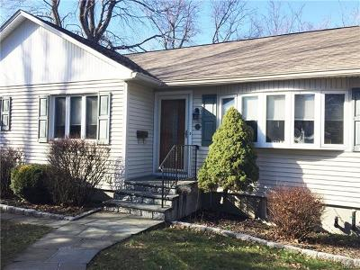 Hawthorne Single Family Home For Sale: 91 Atlantic Avenue