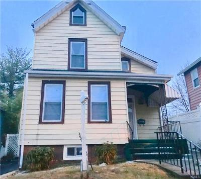 Nyack Single Family Home For Sale: 37 Lydecker Street