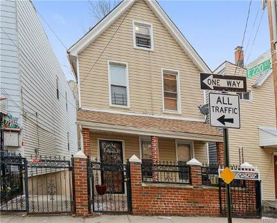 Bronx Single Family Home For Sale: 3823 Carpenter Avenue