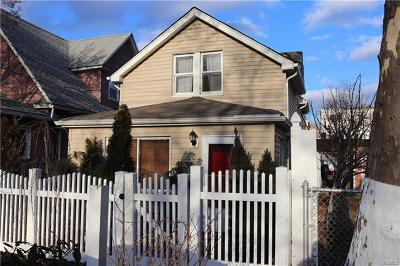 Single Family Home For Sale: 810 Throggs Neck Expressway