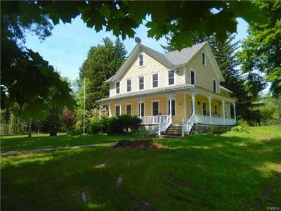 Callicoon Single Family Home For Sale: 133 Schwartz Road