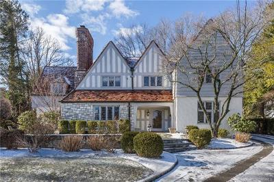 Bronxville Single Family Home For Sale: 5 Courseview Road