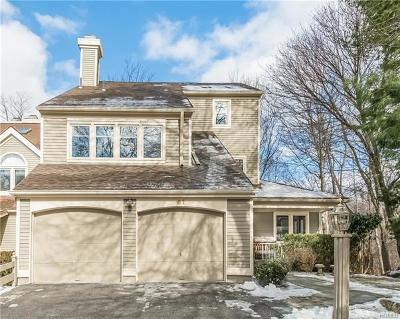 Scarsdale Condo/Townhouse For Sale: 61 Boulder Ridge Road