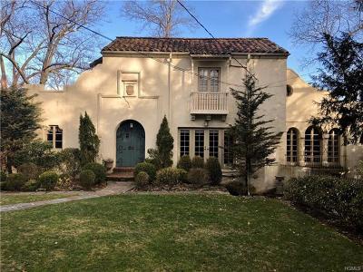 Hartsdale Single Family Home For Sale: 3 Clubway Lane