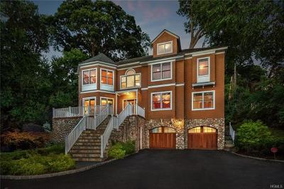 Dobbs Ferry Single Family Home For Sale: 54 Parkway Drive