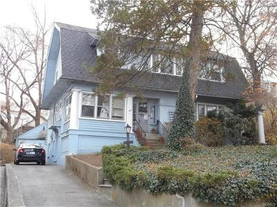 Yonkers Single Family Home For Sale: 400 (Aka) 412 Hawthorne Avenue