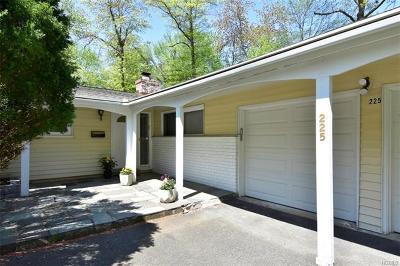 Irvington Single Family Home For Sale: 225 Harriman Road