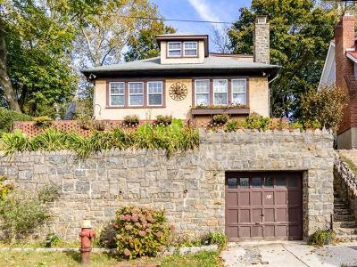 Yonkers Single Family Home For Sale: 21 Rudolph Terrace
