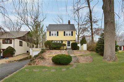 White Plains Single Family Home For Sale: 25 Hewitt Avenue