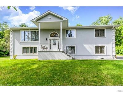 Single Family Home For Sale: 58a New Hempstead Road