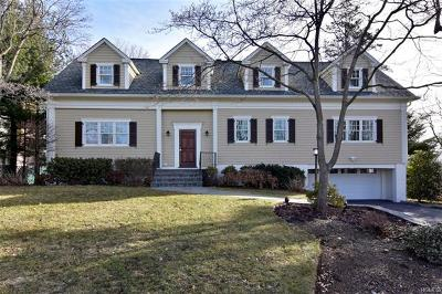 Eastchester Single Family Home For Sale: 100 Siwanoy Boulevard