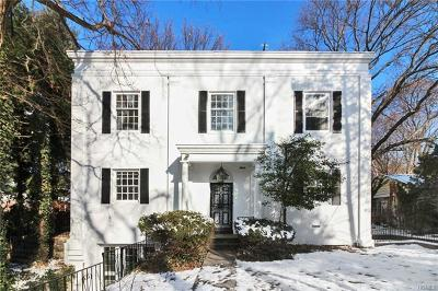 Bronx Single Family Home For Sale: 639 West 252nd Street