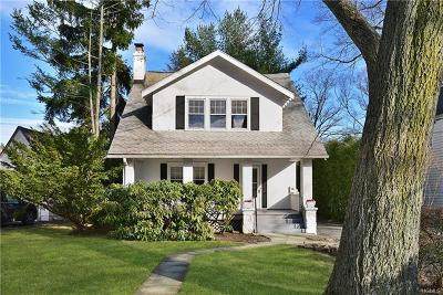 Larchmont Single Family Home For Sale: 88 North Chatsworth Avenue