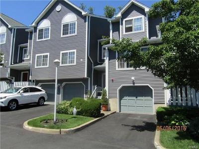 Nanuet Condo/Townhouse Sold: 8 Eagle Ridge Way