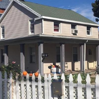 Bronx Single Family Home For Sale: 604 City Island Avenue