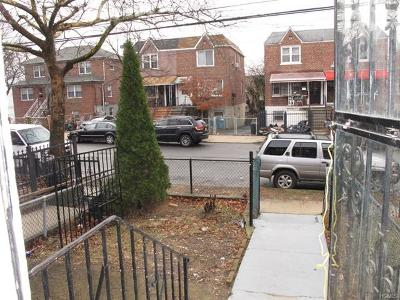 Bronx Single Family Home For Sale: 4128 Murdock Avenue
