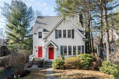 Westchester County Single Family Home For Sale: 38 Crest Road