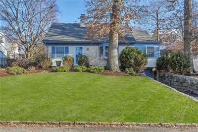 Tarrytown Single Family Home For Sale: 82 Tappan Landing Road