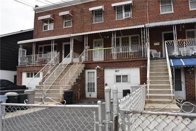 Single Family Home For Sale: 283 Brinsmade Avenue