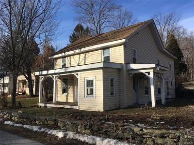 Verbank Single Family Home For Sale: 35 Verbank Village Road
