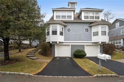 Ossining Condo/Townhouse For Sale: 52 Mystic Drive