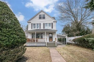 Rockland County Single Family Home For Sale: 107 Old Tappan Road