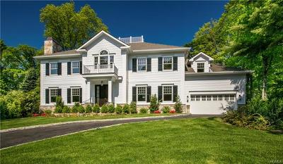 Scarsdale Single Family Home For Sale: 117 Fox Meadow Road