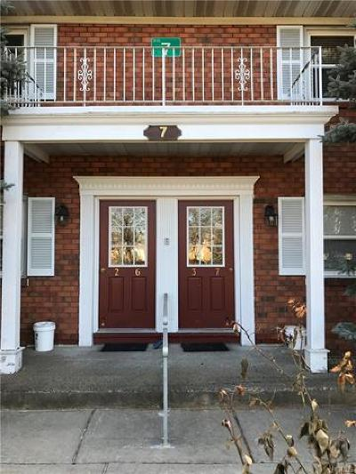 Nanuet Condo/Townhouse Sold: 7 Normandy #3