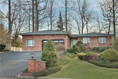 Rockland County Single Family Home For Sale: 21 Dutchess Drive