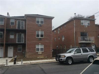 Bronx Multi Family 2-4 For Sale: 3209 Ely Avenue