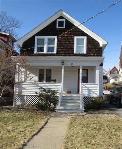 Goshen Single Family Home For Sale: 45 Montgomery Street