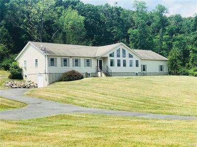 Bloomingburg Single Family Home For Sale: 530 Winterton Road