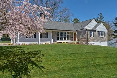 Scarsdale Single Family Home For Sale: 65 Moorland Drive