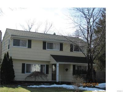 Rockland County Single Family Home For Sale: 362 Blauvelt Road