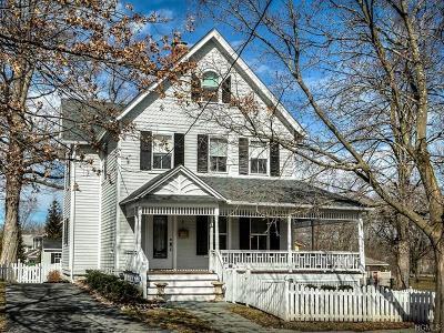 Warwick Single Family Home For Sale: 4 Clinton Avenue