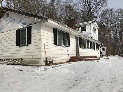 Salt Point Multi Family 2-4 For Sale: 105 Hurley Road