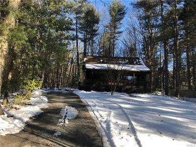 Cuddebackville Single Family Home For Sale: 218 Galley Hill Road