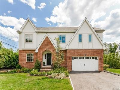 White Plains Single Family Home For Sale: 1 Sonny Trail