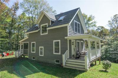 Livingston Manor Single Family Home For Sale: 330 Amber Lake Road