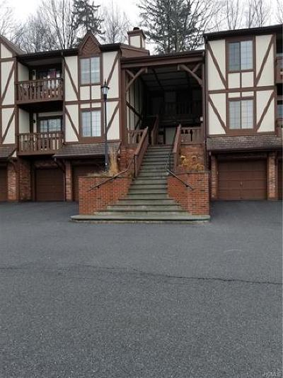Westchester County Condo/Townhouse For Sale: 107 Foxwood Circle