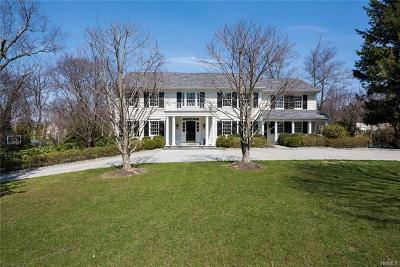 Scarsdale NY Single Family Home For Sale: $4,650,000