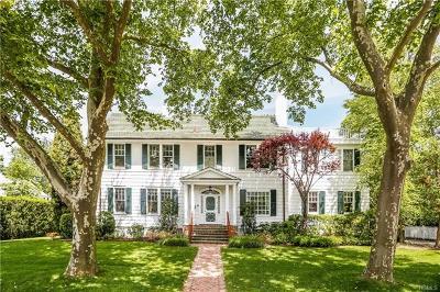 Larchmont Single Family Home For Sale: 50 Magnolia Avenue