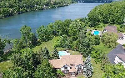 Monroe Single Family Home For Sale: 110 School Road