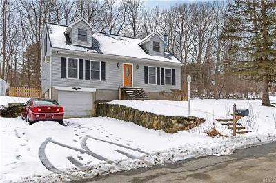 Putnam County Single Family Home For Sale: 35 Barnard Road