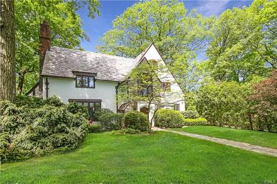 Scarsdale NY Single Family Home For Sale: $1,760,000